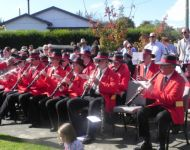 6 Anzac Day 2015 - hymns