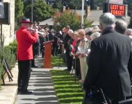 5 Anzac Day -Last Post